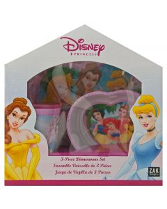 Disney Princess Dinner Set