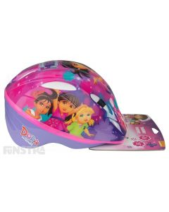 Dora and Friends Toddler Helmet
