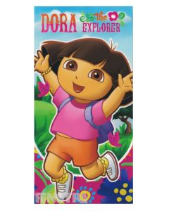 Dora the Explorer Butterfly Towel