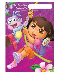 Dora the Explorer Loot Bags