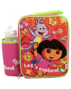 Dora the Explorer Lunch Bag and Canteen