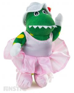 Dorothy the Dinosaur Ballerina Plush Toy