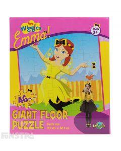 Emma Wiggle Giant Floor Puzzle