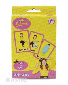 Emma Wiggle Snap Card Game