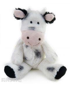 Flopsy Friend Farm Cow Plush Toy