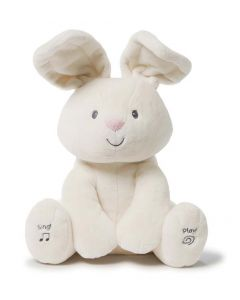 GUND Flora the Bunny Animated Plush