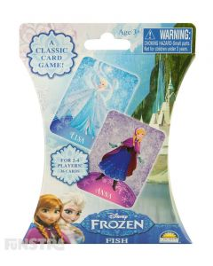Frozen Fish Card Game