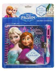 Frozen Secret Journal