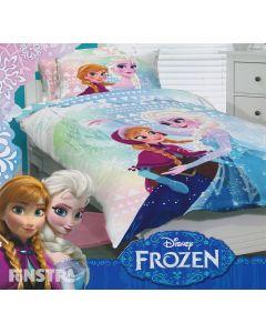 Frozen Sisters Quilt Cover Set