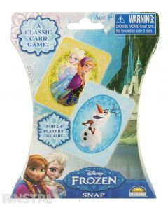 Frozen Snap Card Game