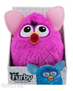 Furby Plush Toy Pink