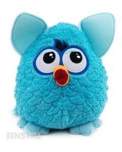 Furby Plush Toy Blue