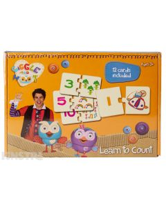 Giggle and Hoot Learn to Count Educational Game
