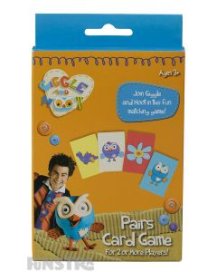 Giggle and Hoot Pairs Card Game