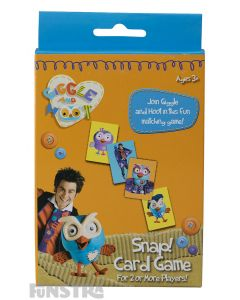 Giggle and Hoot Snap Card Game