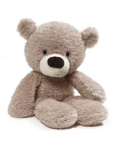There's nothing better than a big old' bear hug from GUND's Fuzzy Teddy Bear.