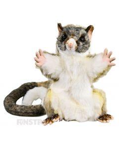 Hansa Creation Realistic Brushtail Possum Puppet