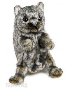 Hansa Creation Realistic Wombat Puppet