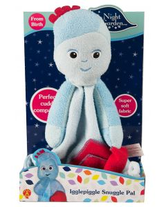 The Iggle Piggle comforter blanket with super soft fabric for baby is the perfect cuddle companion to comfort your little one.