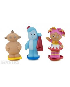 In the Night Garden Water Squirter Bath Toys