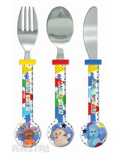 In the Night Garden Cutlery Set
