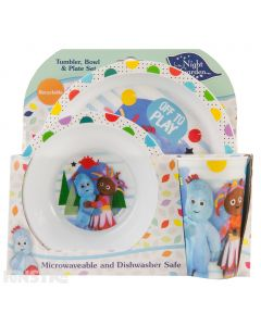 In the Night Garden Dinner Set