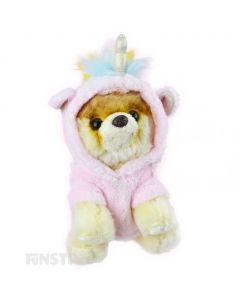 Itty Bitty Boo Unicorn Plush