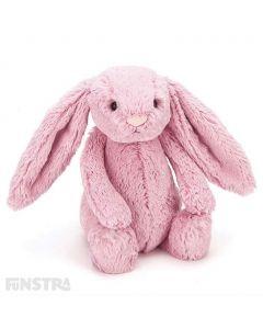 Jellycat Bashful Bunny Tulip Pink