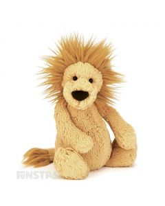Jellycat Lion Bashful Medium Plush Toy