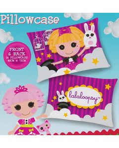 Lalaloopsy Pillowcase