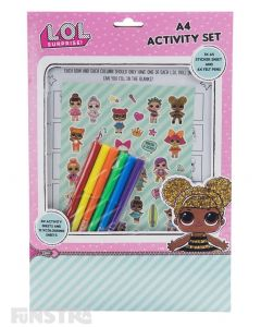 LOL Surprise Activity Set