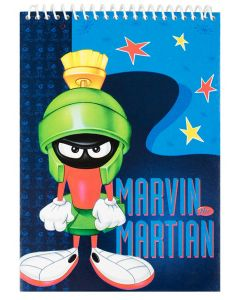 Marvin the Martian Notebook Small