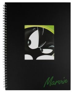 Marvin the Martian Notebook Deluxe