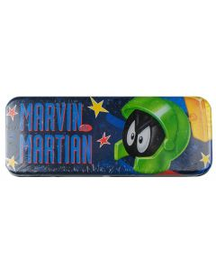 Marvin the Martian Pencil Tin