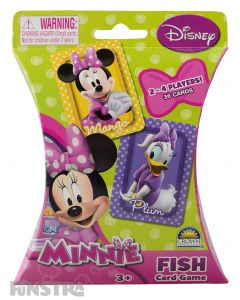 Minnie Fish Card Game