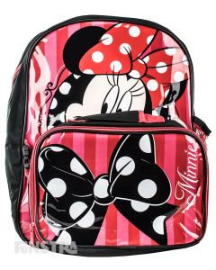 Minnie Mouse Backpack and Cooler Bag