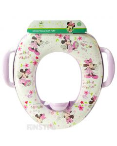 Minnie Mouse Soft Potty Toilet Seat