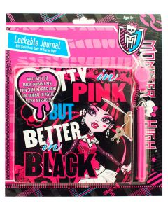 Monster High Lockable Diary