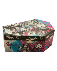 Monster High Music Jewellery Box