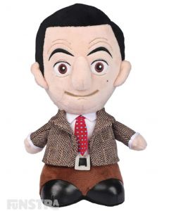Mr Bean Talking Character Plush Soft Toy