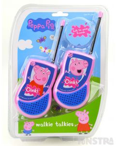 Peppa Pig Walkie Talkies