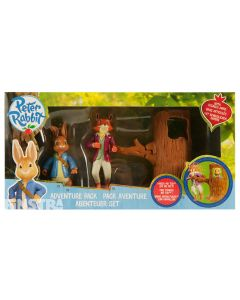 Peter Rabbit Adventure Pack Figures