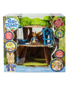 Peter Rabbit Secret Treehouse Playset
