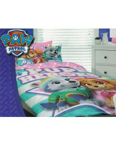 Pup Heroes Quilt Cover Set