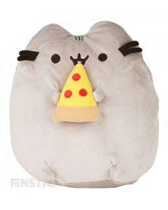 Pusheen Pizza Plush Toy