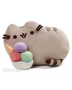 Pusheen Sundae Plush Toy