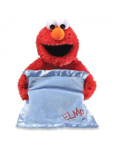 GUND Sesame Street Animated Plush Peek-A-Boo Elmo