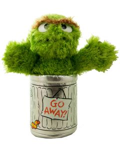 Oscar the Grouch Plush Toy