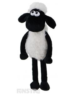 Shaun the sheep plush beanies are cute and cuddly and the perfect size to take everywhere.
