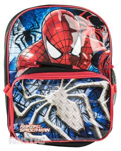 Spider-Man Backpack and Cooler Bag
